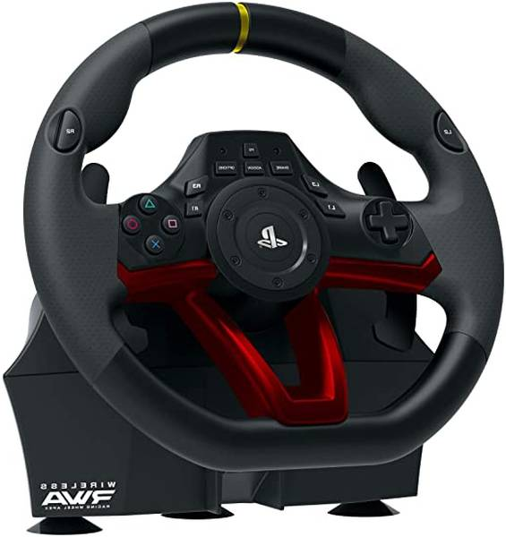 volant ps4 karting