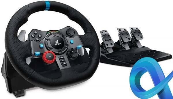 volant pour ps4 et pc